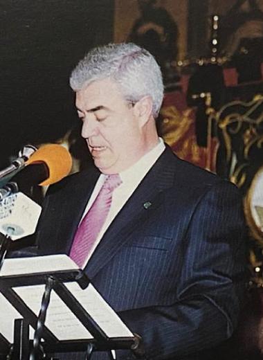 Jose María Barcina Magro